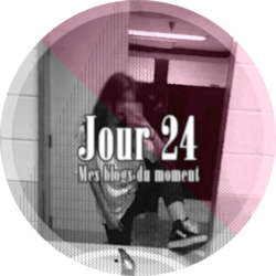 Jour 24 : Mes blogs du moment