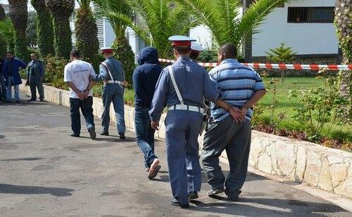 Nador : Arrestation d'une bande de présumés passeurs