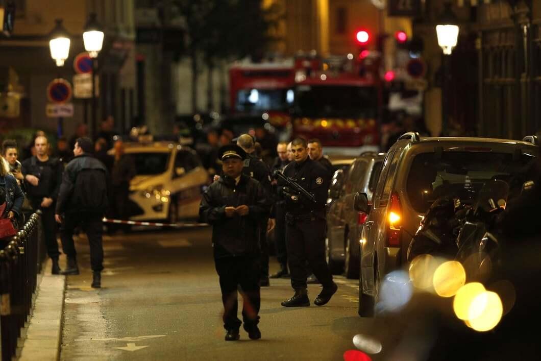 Une attaque au couteau à Paris (12/05/18)