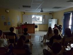 Témoignage Collège St Vincent à Brissac le 15/05/18