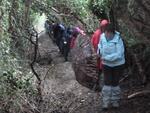 La randonnée du 11 octobre à Bavent