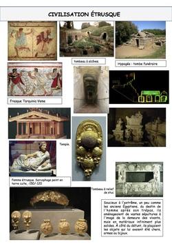 2G Histoire du Bijou : civilisation Etrusque