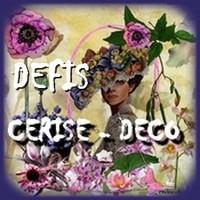 Déi Cerise Déco et Ursula à la cour de récrée chez Jill Bill