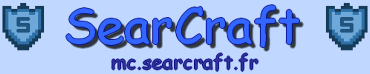 SearCraft change d'IP