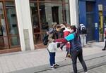 Ramassage mégots pour l'école ESAIP St Barthélemy d'Anjou le 3/02/19