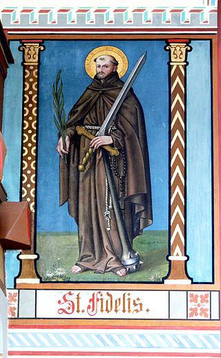 Image illustrative de l'article Fidèle de Sigmaringen