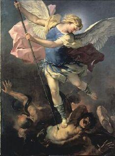 L'apparition de Saint Michel à Chones (En Phrygie)