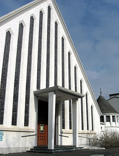 Eglise St Gohard - St Nazaire-copie-1