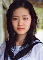 Couverture de l'édition régulière du photobook d'Airi