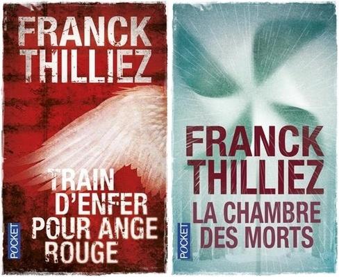 Franck Sharko & Lucie Hennebelle - Franck Thilliez