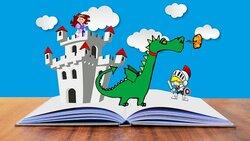 Des histoires à lire, à dire, à regarder, à écouter...