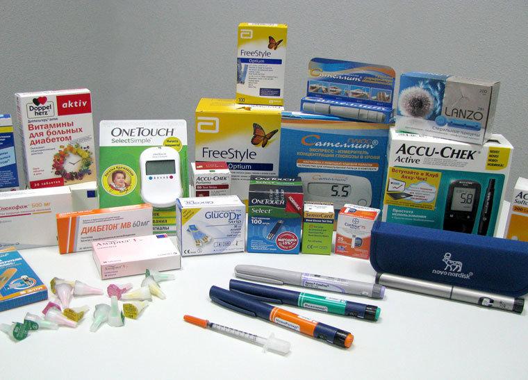 Какие лекарства пить при диабете