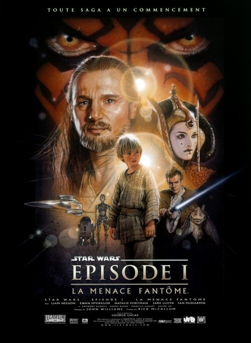 Star Wars 1: La menace fantôme