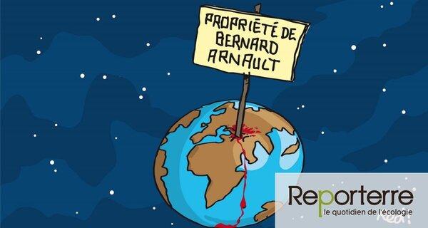 - 7 milliardaires français ont autant qu'un tiers de la population. Leur fortune totale s'établit à 330 milliards d'euros !