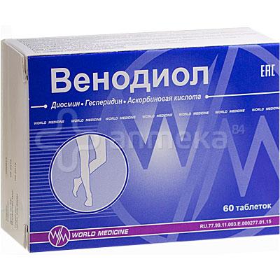 Отзывы пациентов о препарате Венодиол эффективен против геморроя или нет