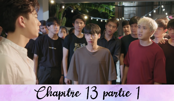 Chapitre 13: Persistence Can't Conquer the World, Persistence Conquers Hearts - 1ère partie