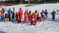 Mercredi 24 janvier : 3e journée de ski à Metabief.