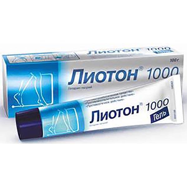 Лечение геморроя лиотон