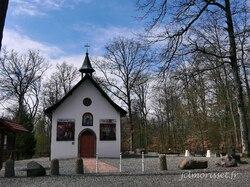 Notre Dame des Bouleaux à Guewenheim