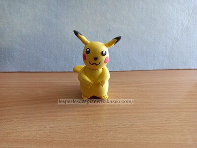 Silk Clay - Pikachu (1)