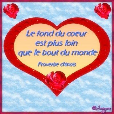 Citation d'amour en image de Chateaubriand. Citation d'amour en ...