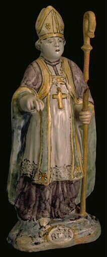 Saint René d'Angers Saint légendaire († 450)