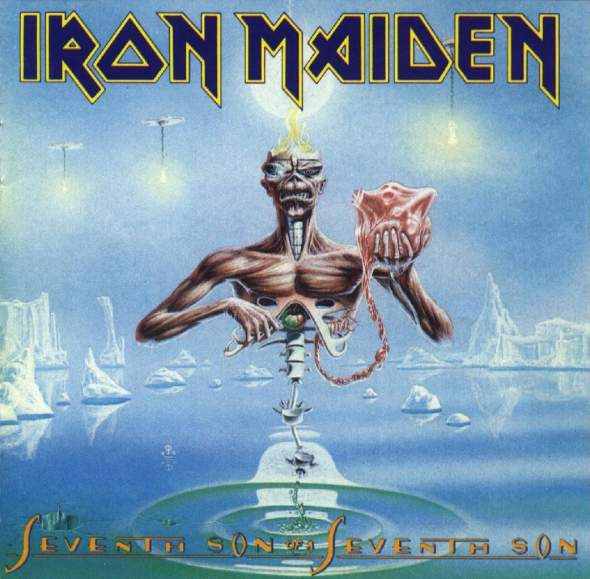 Iron Maiden - Seventh Son of a Seventh Son (1988) - How the mighty have  fallen - 65% (05/11/14) - Sebastian Kluth