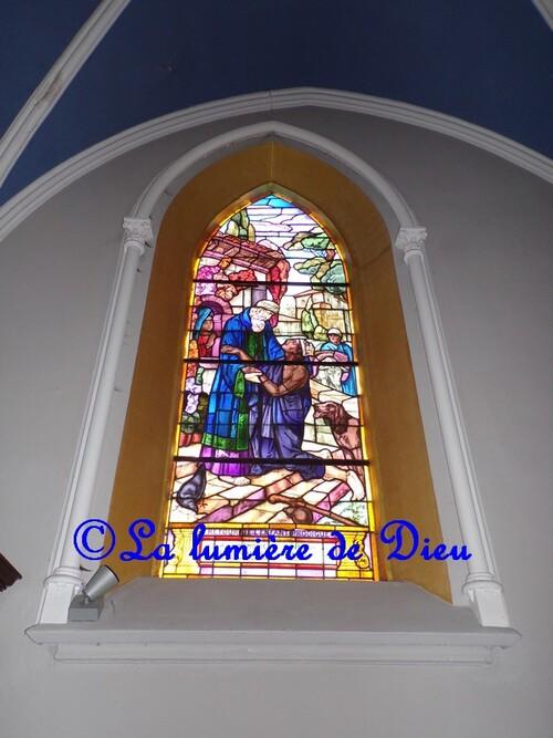 Watten, l'église Saint Gilles