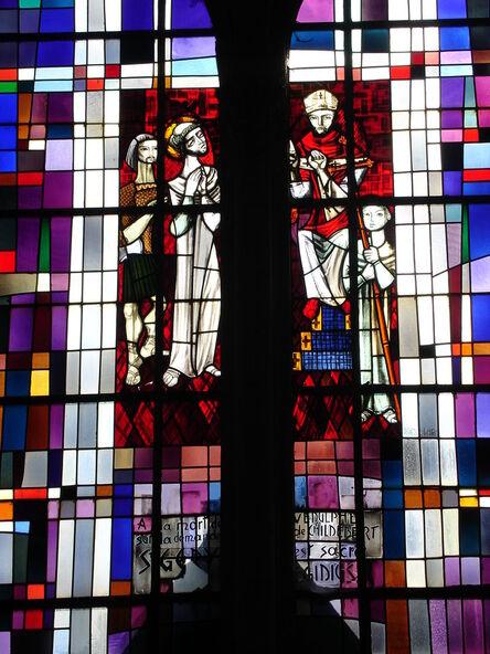 Arras église Saint-Géry vitrail 3.JPG