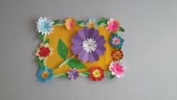Petit aperçu des décorations aux couleurs de printemps