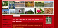 From homeschool to life