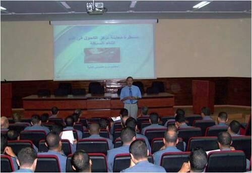 Le CNDH et la Gendarmerie Royale organisent une session de formation sur le mécanisme national de prévention de la torture au profit des officiers de la Gendarmerie Royale