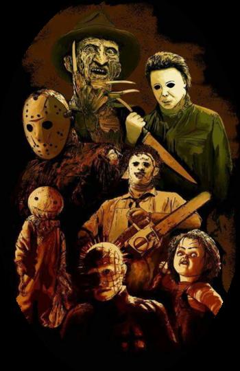Misteds Halloween