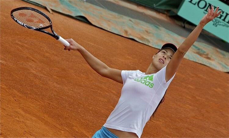 Roland-Garros : la compétition non faussée sélectionne les meilleurs services