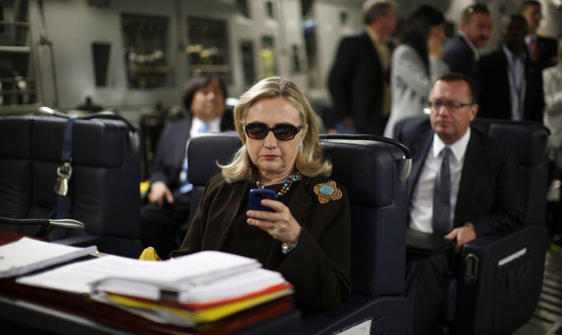 Hillary' Secret Speeches to Corporate Lobbyists & CEOs