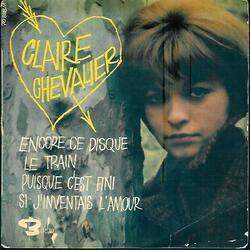 """Claire Chevalier """" 1965 chez Barclay (70 888) """""""