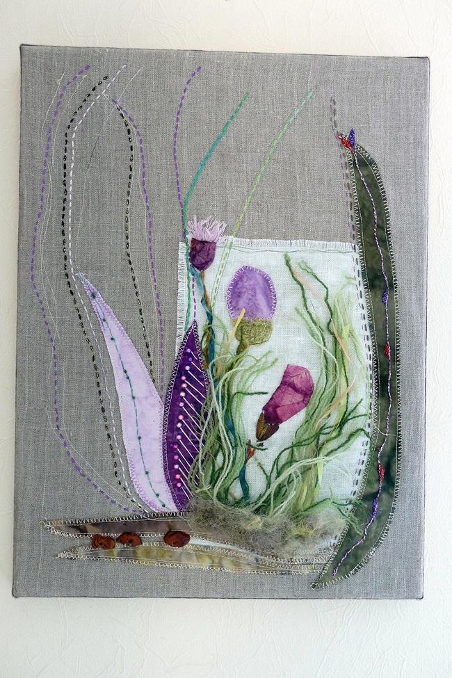 Les iris d'eau - la fin