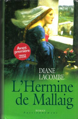 L'Hermine de Mallaig de Diane Lacombe - Mallaig, tome 1