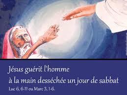 Lc 6, 6-11 Jésus, la guérison et le sabbat - Akia