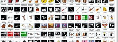Incroyable Trouver des pictogrammes - ABCD VI-94