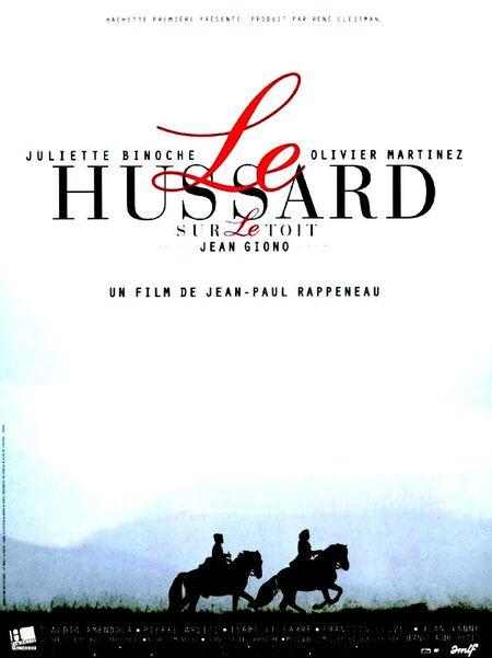 """Résultat de recherche d'images pour """"Le Hussard sur le Toit affiche"""""""