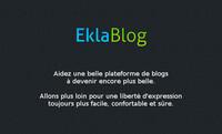 EklaBlog a besoin de vous