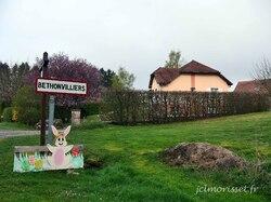 J 12 de Bellemagny à Belfort