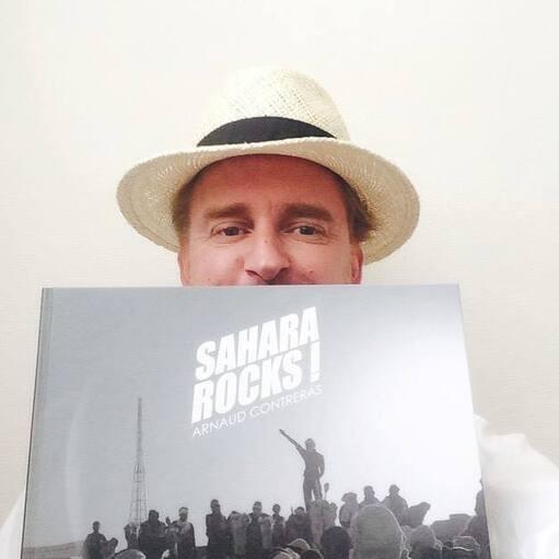 """Sahara Rocks"" enfin disponible !"