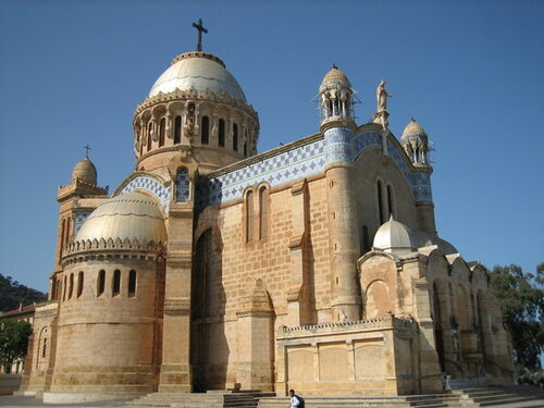 Basilique Notre-Dame d'Afrique