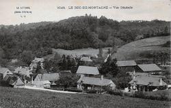 LES REMPARTS DU BEC-DE-MORTAGNE (Seine-Maritime)