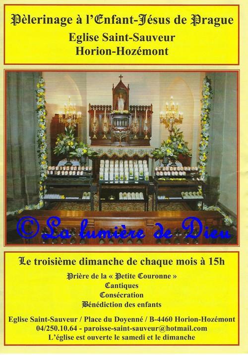 Horion-Hozémont, l'église Saint Sauveur