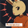 Commande de Pandora.