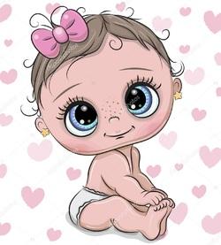 Baby girl.