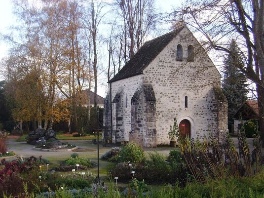 Image illustrative de l'article Chapelle Saint-Blaise-des-Simples de Milly-la-Forêt